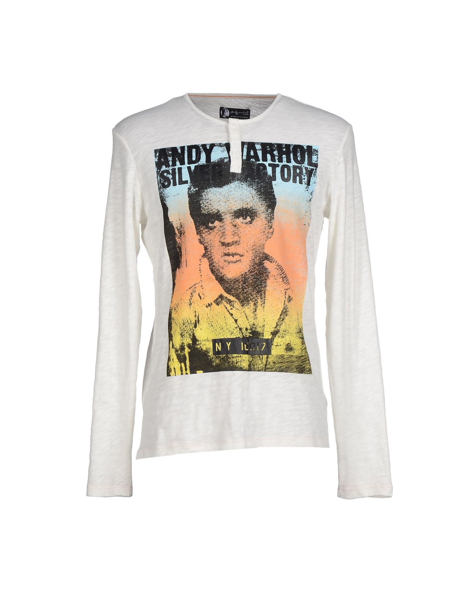 ANDY WARHOL by PEPE JEANS Свитер andy warhol by pepe jeans свитер