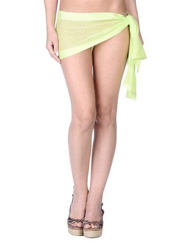 Фото - Парео от TWINSET кислотно-зеленого цвета