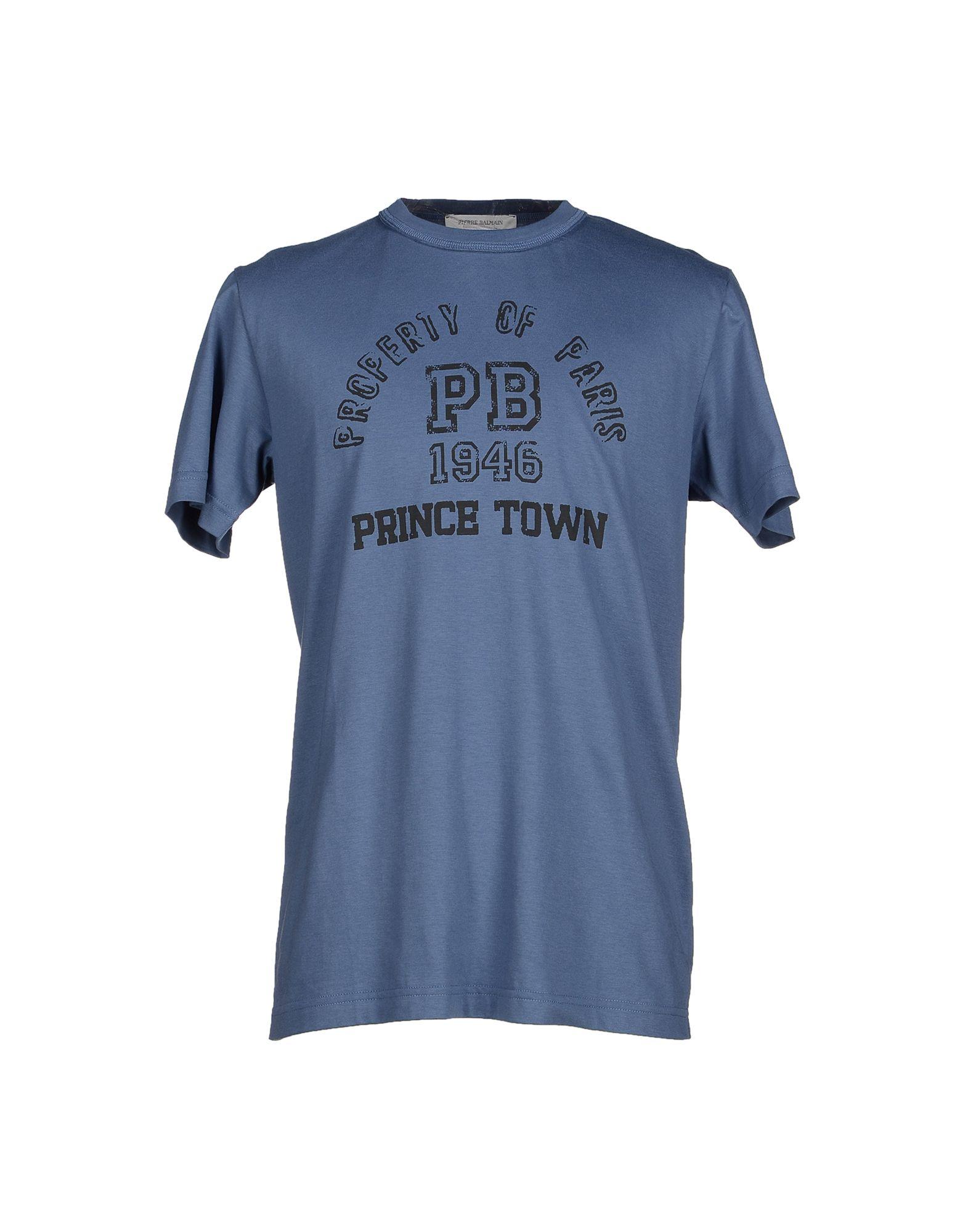 PIERRE BALMAIN Футболка shirts pierre balmain shirts