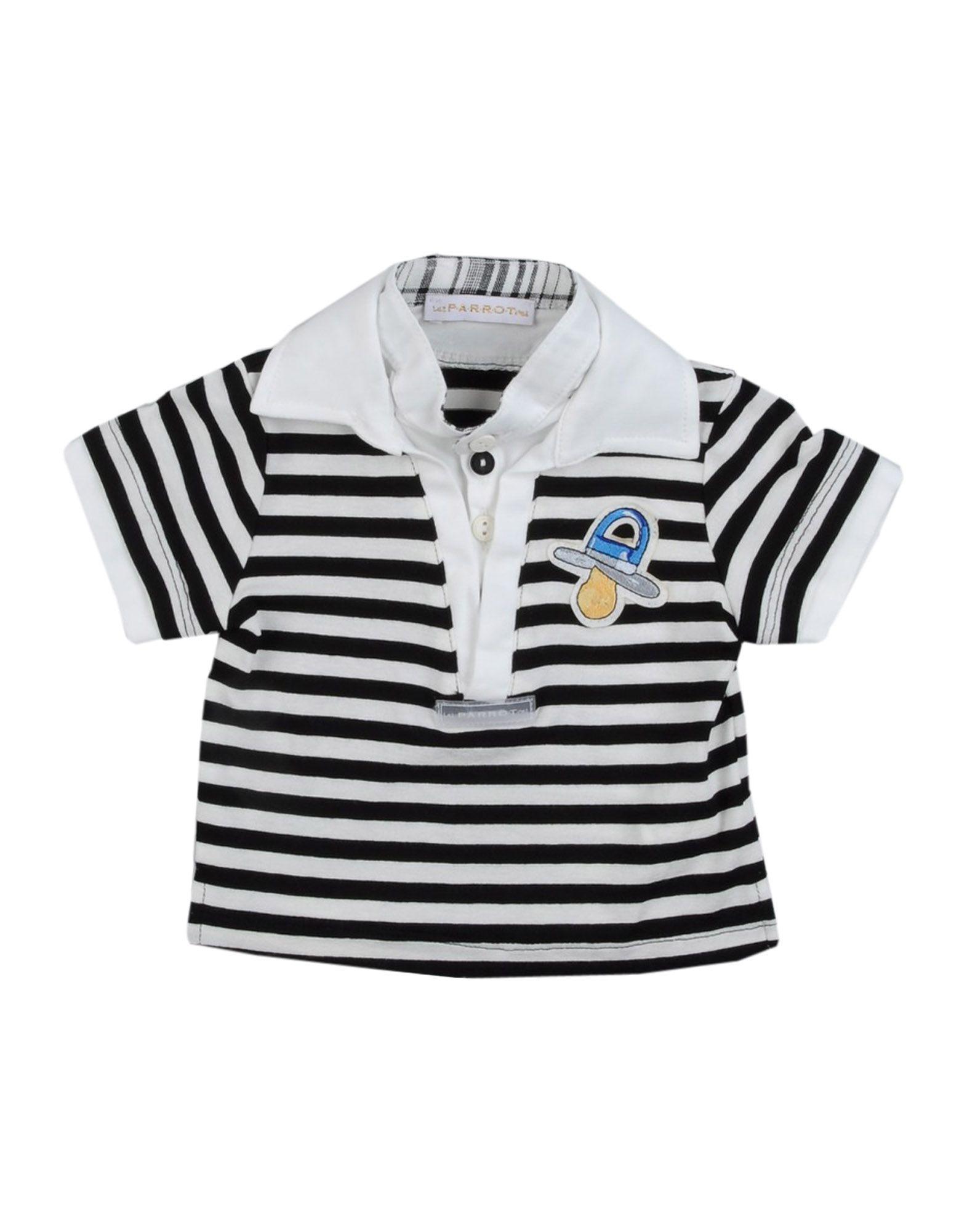 LES PARROTINES Polo shirts