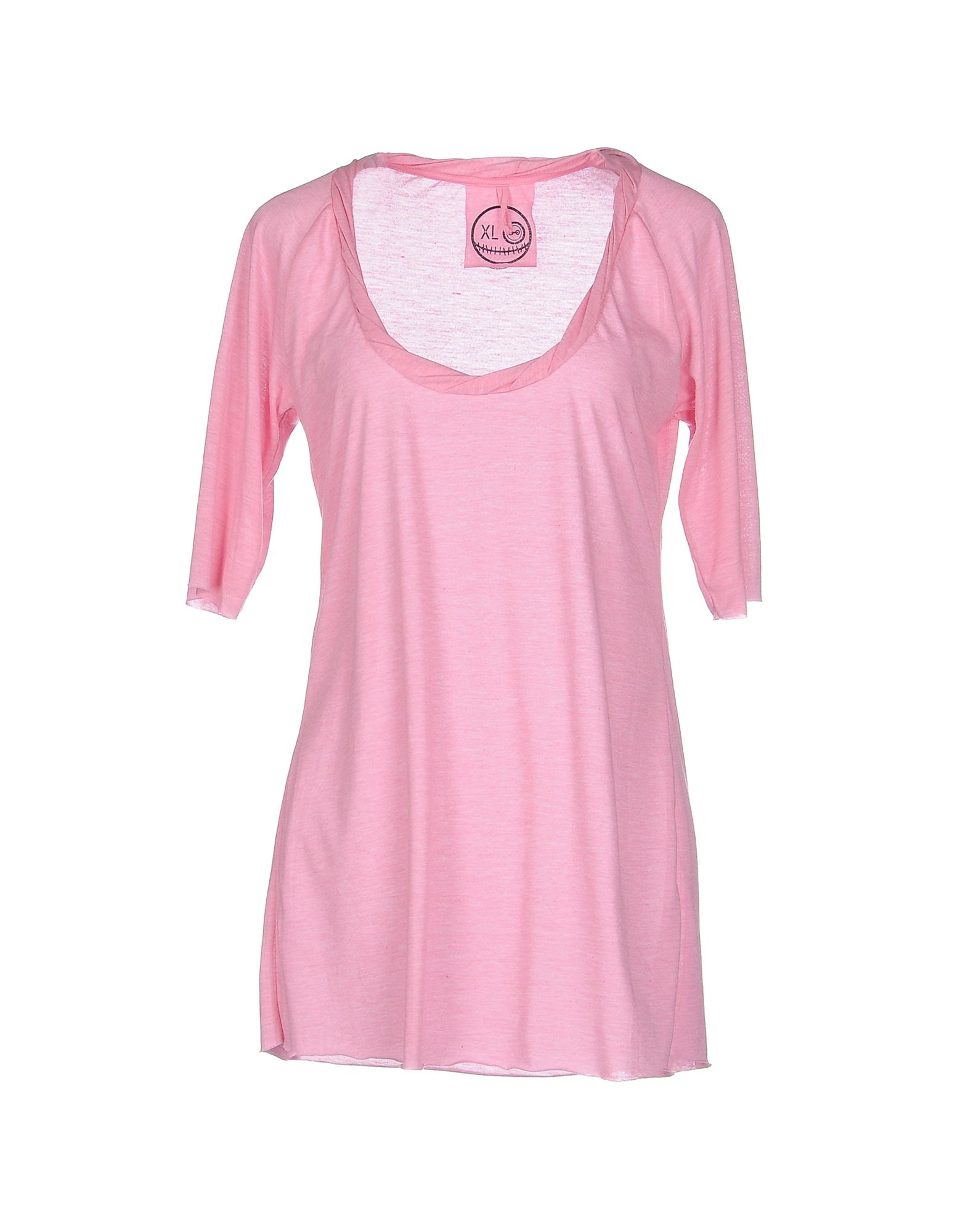 THE MUA MUA DOLLS Damen T-shirts Farbe Rosa Größe 7
