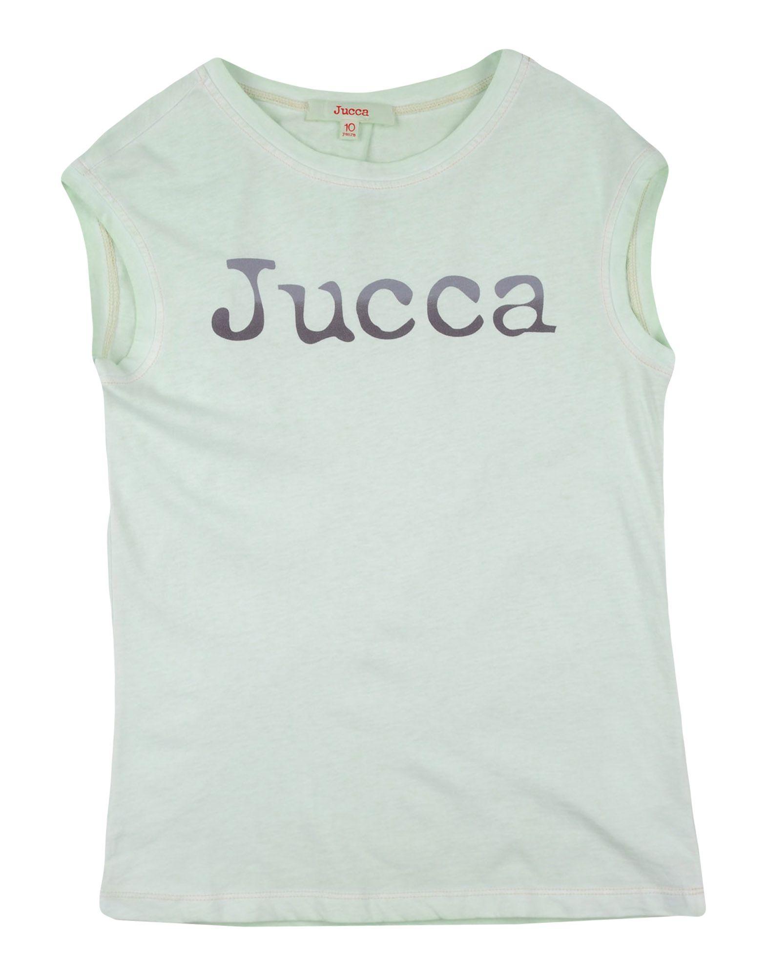 《セール開催中》JUCCA ガールズ 9-16 歳 T シャツ ライトグリーン 10 コットン 100%