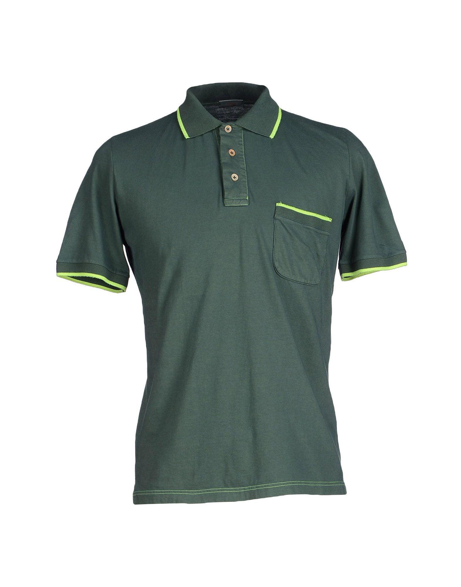 《送料無料》ALTEA メンズ ポロシャツ グリーン XXL コットン 100%