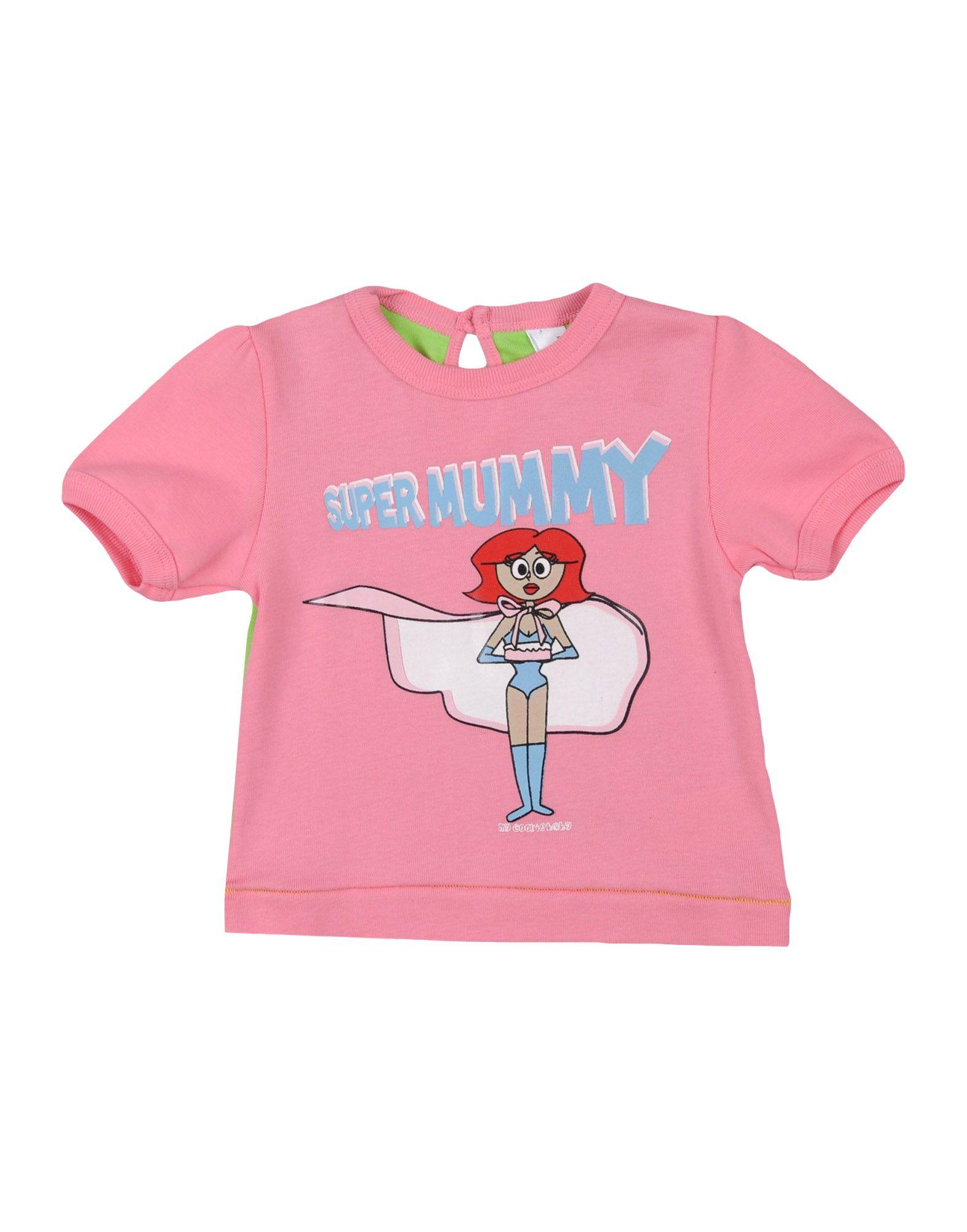MY COOKIE BABY Mädchen 0-24 monate T-shirts Farbe Rosa Größe 4