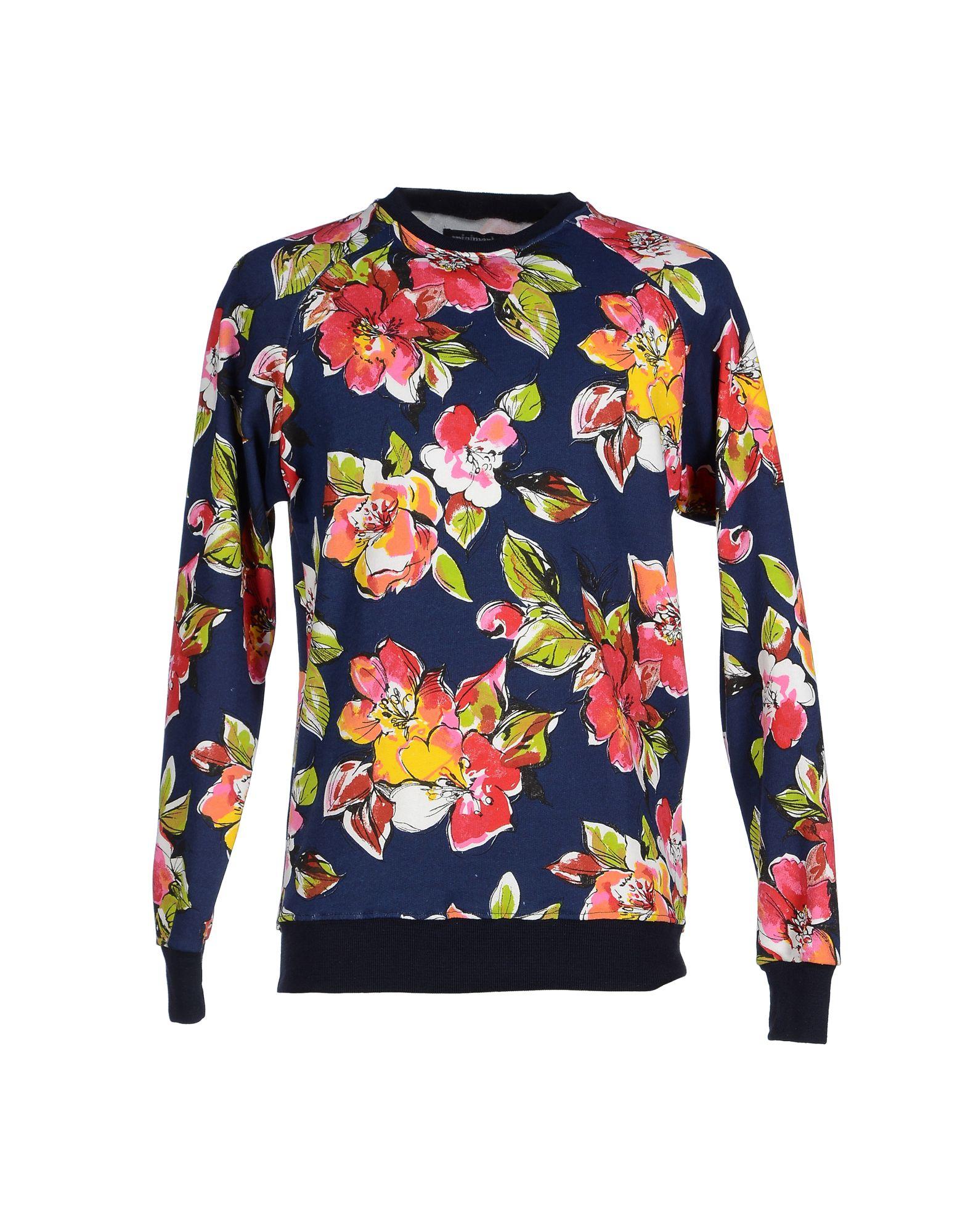 MINIMARKET Sweatshirt in Dark Blue