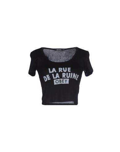 OBEY T-shirt femme