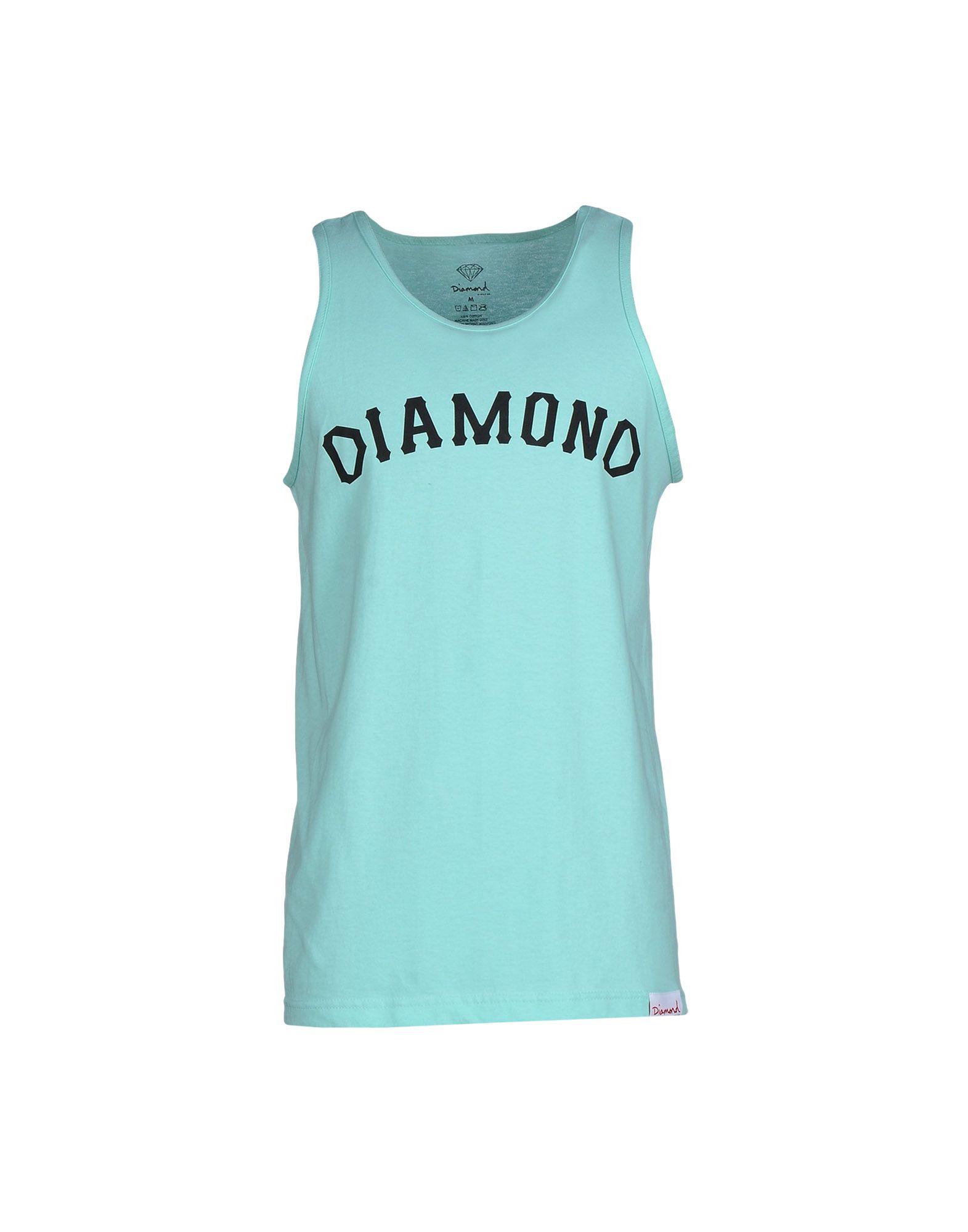 DIAMOND SUPPLY CO. Майка diamond supply co толстовка