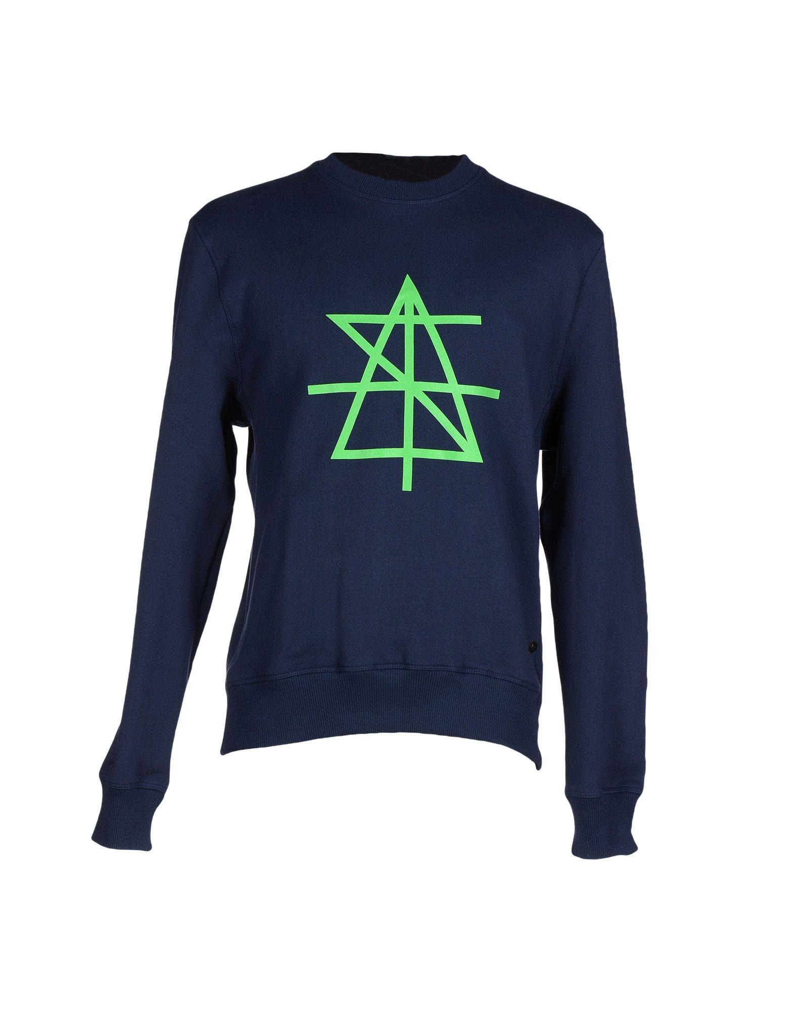 SURFACE TO AIR Sweatshirt in Dark Blue