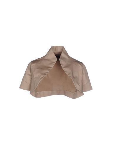 Фото - Женский пиджак FUEGO WOMAN бежевого цвета
