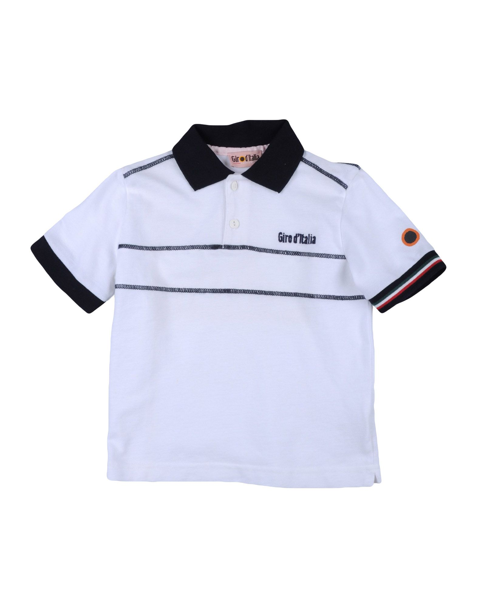 GIRO DITALIA FASHION Polo shirts