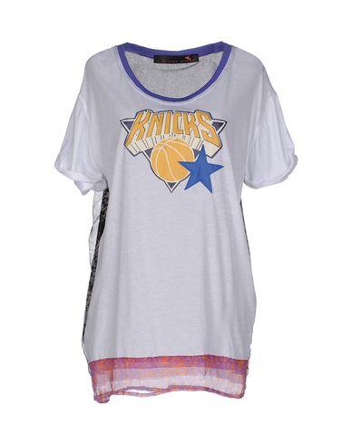 Фото - Женскую футболку TRE CINQUE SETTE белого цвета