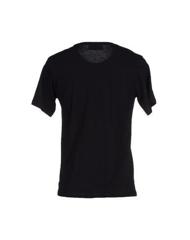 Фото 2 - Женскую футболку APRIL 77 черного цвета