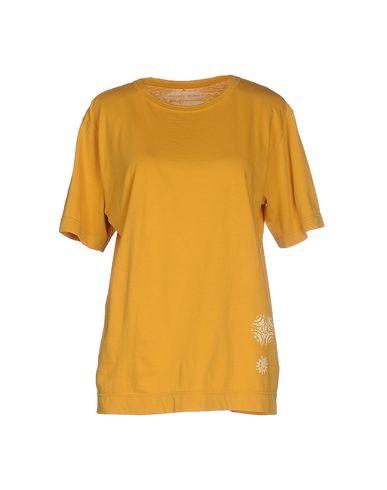 Купить Женскую футболку LEVIATHAN цвет охра