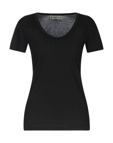 Купить Женскую футболку GROCERIES черного цвета