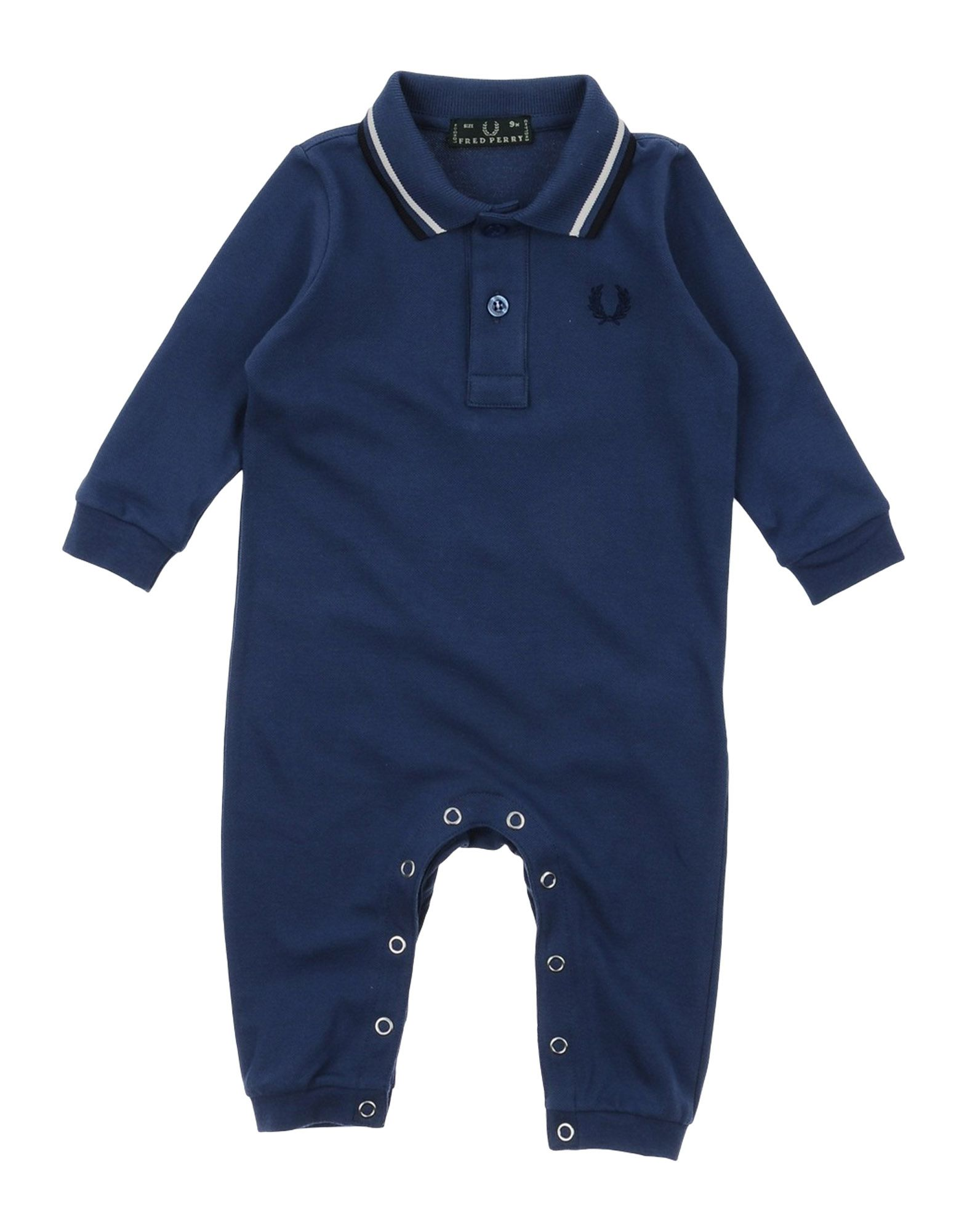 FRED PERRY Детский комбинезон fred perry поло