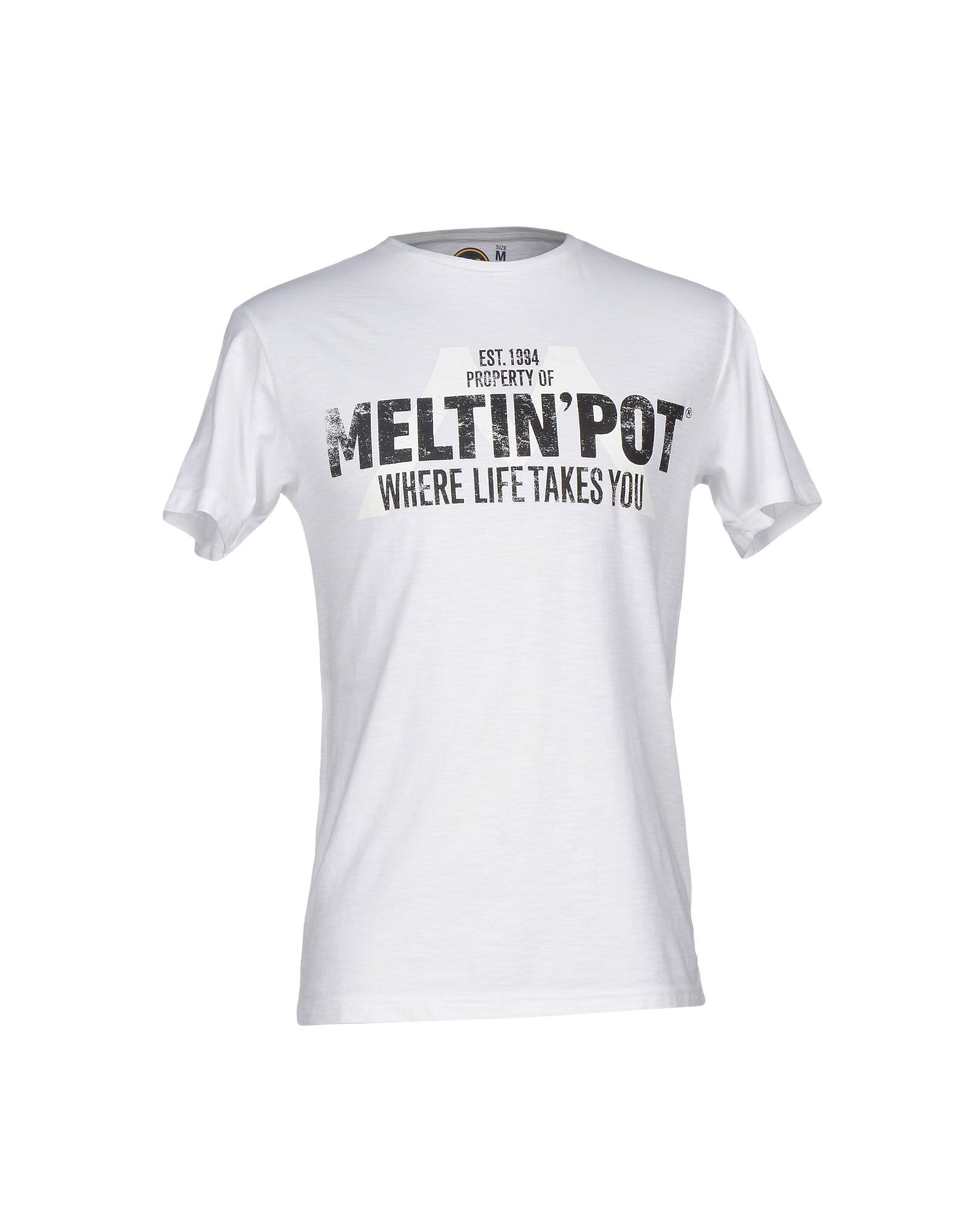 ФОТО meltin pot Футболка