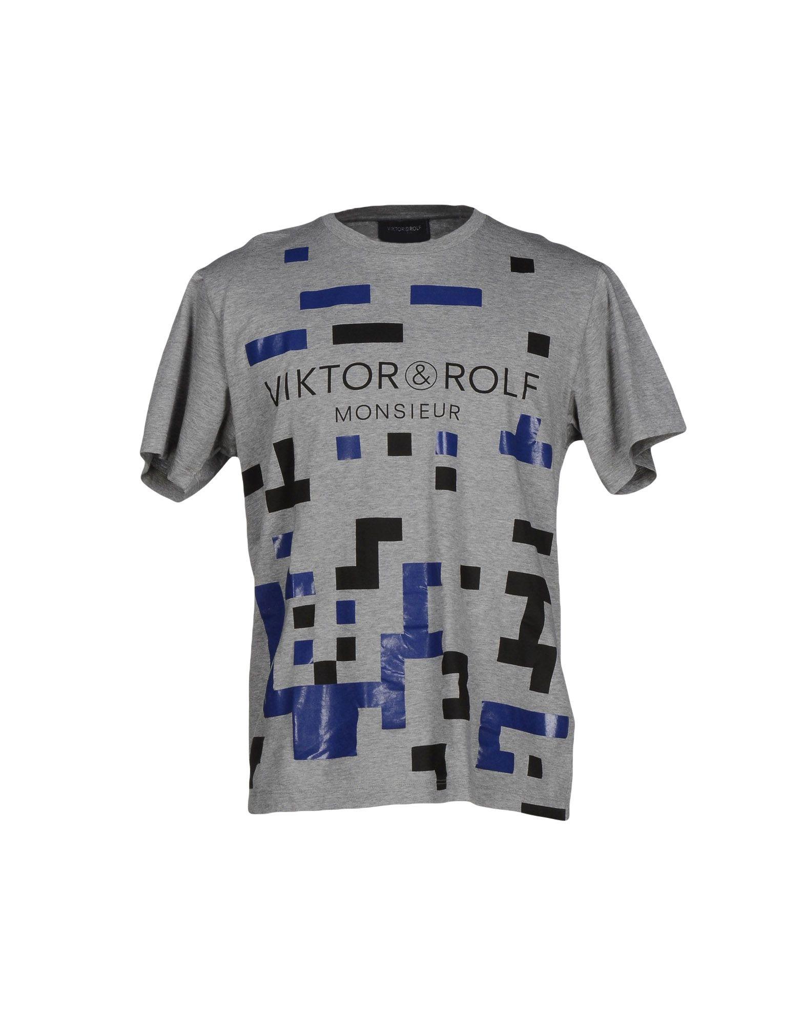 VIKTOR & ROLF Monsieur Футболка viktor
