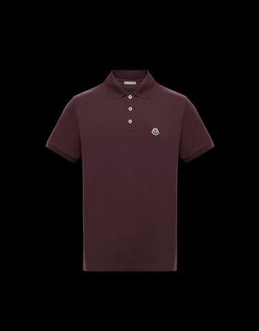 POLO Cocoa Category Polo shirts Man