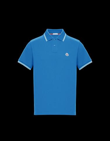 POLO Blaugrau Kategorie Polohemden Herren