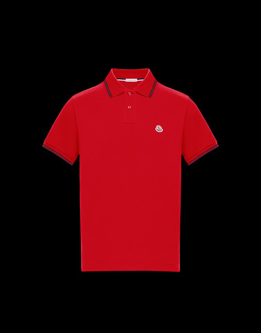POLO Bordeaux Category Polo shirts Man