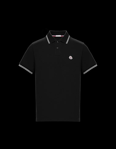 MONCLER POLO - Polo shirts - men