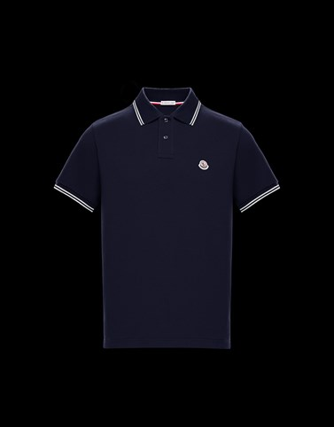 POLO Dark blue Category Polo shirts