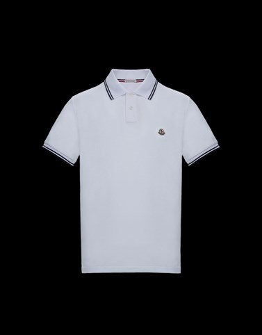POLO White Shirts Man