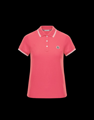 POLO Coral T-shirts & Tops