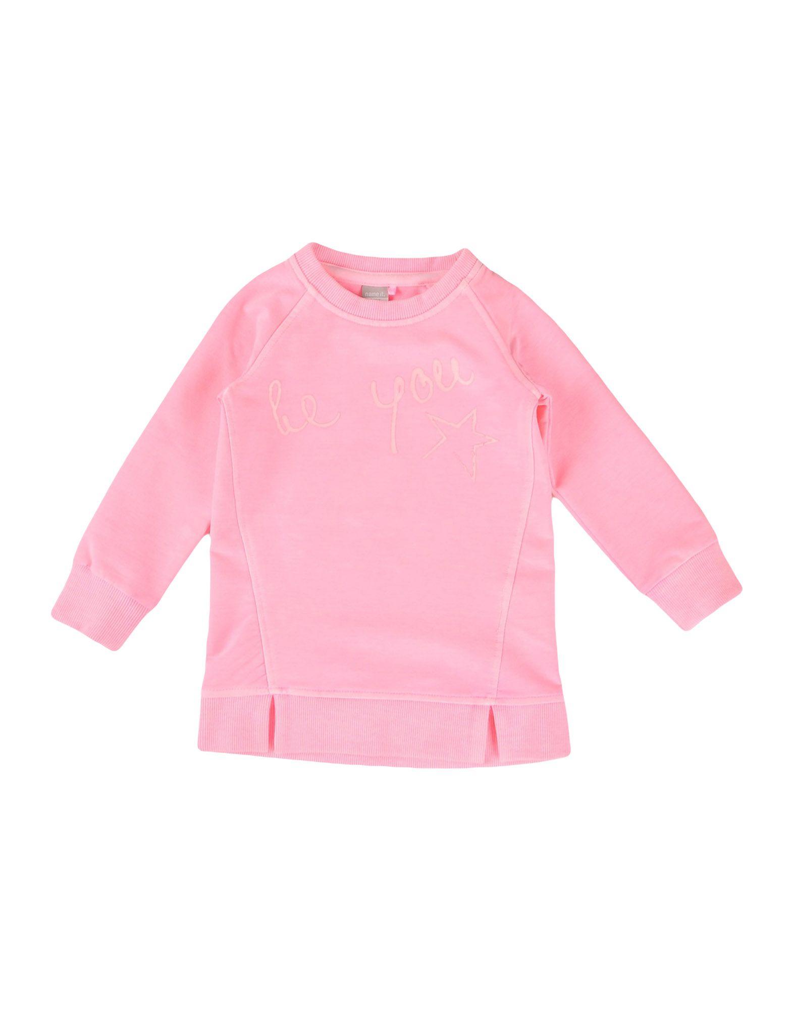 NAME IT® Mädchen 0-24 monate Sweatshirt Farbe Rosa Größe 8