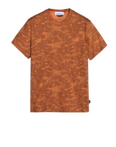 STONE ISLAND Short sleeve t-shirt 21963 DPM CAMOUFLAGE