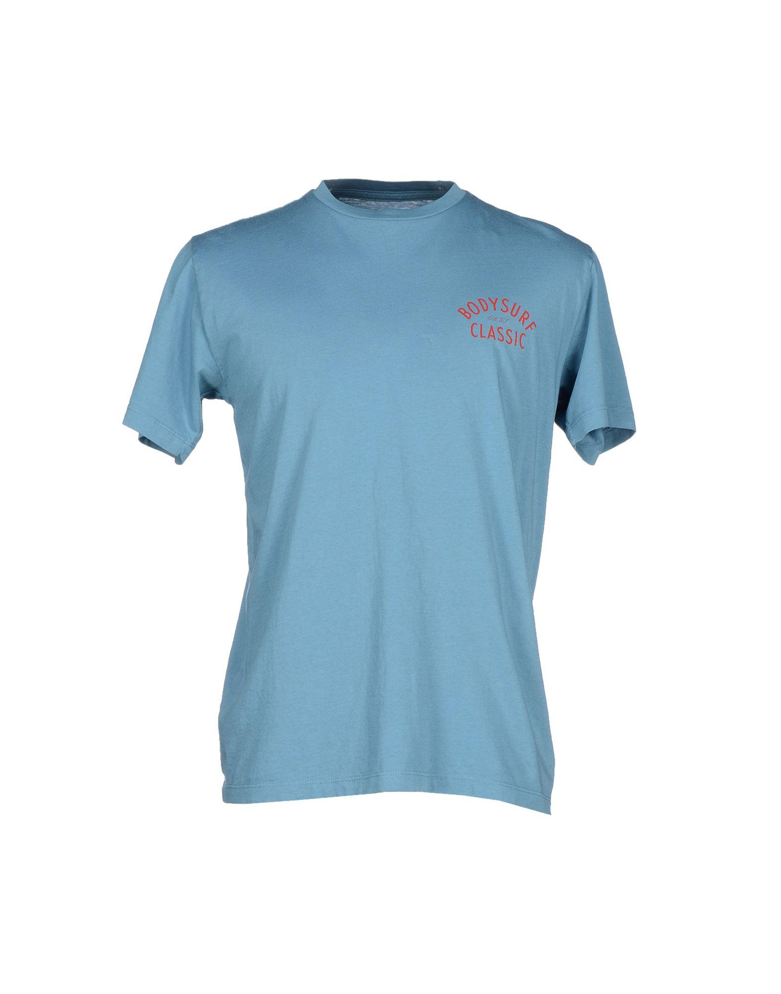 MOLLUSK T-Shirt in Pastel Blue