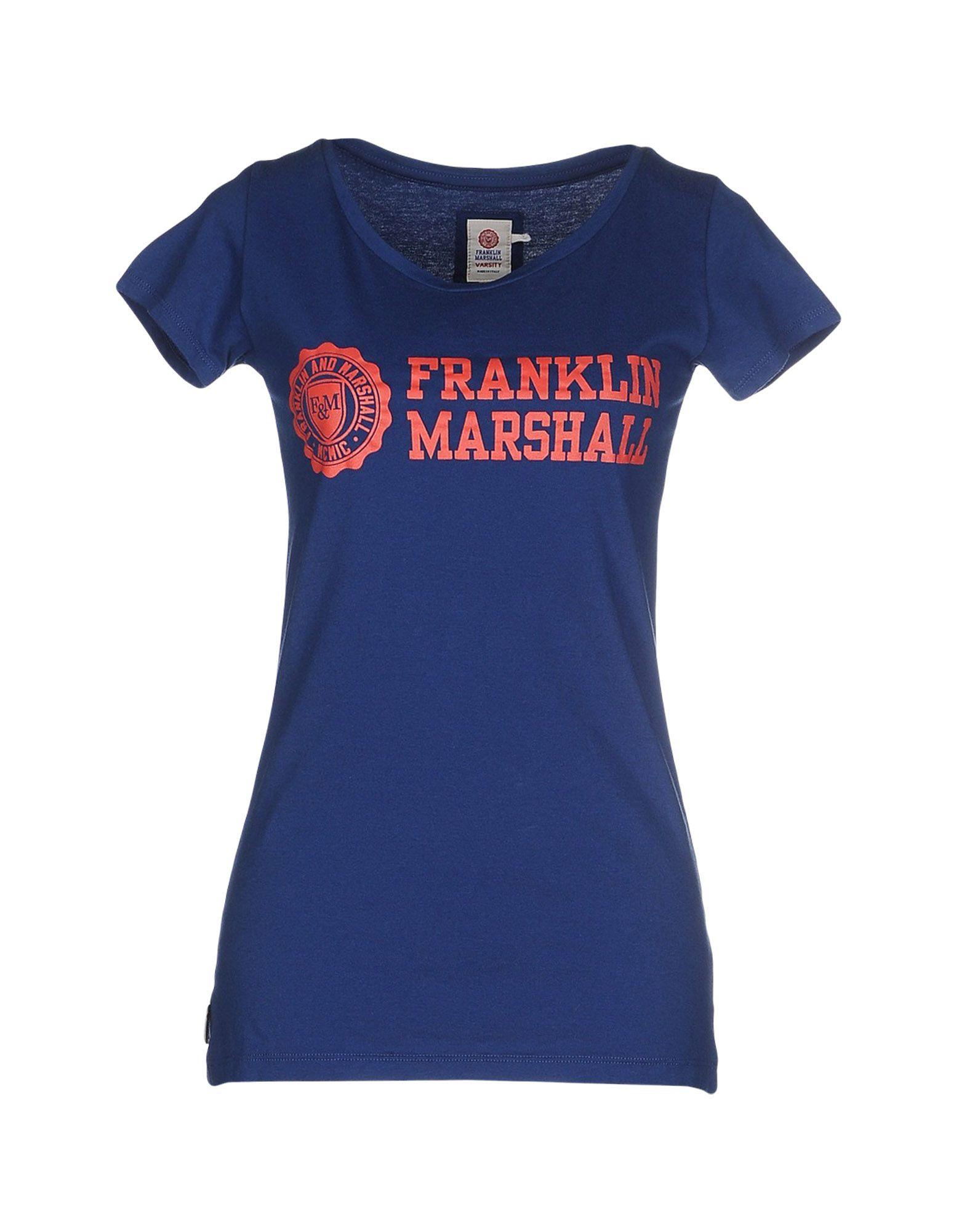 FRANKLIN & MARSHALL Футболка цены онлайн