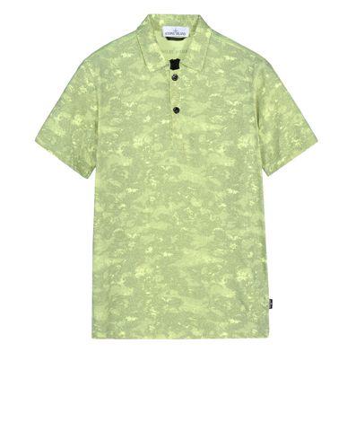 STONE ISLAND Polo shirt 24263 DPM CAMOUFLAGE