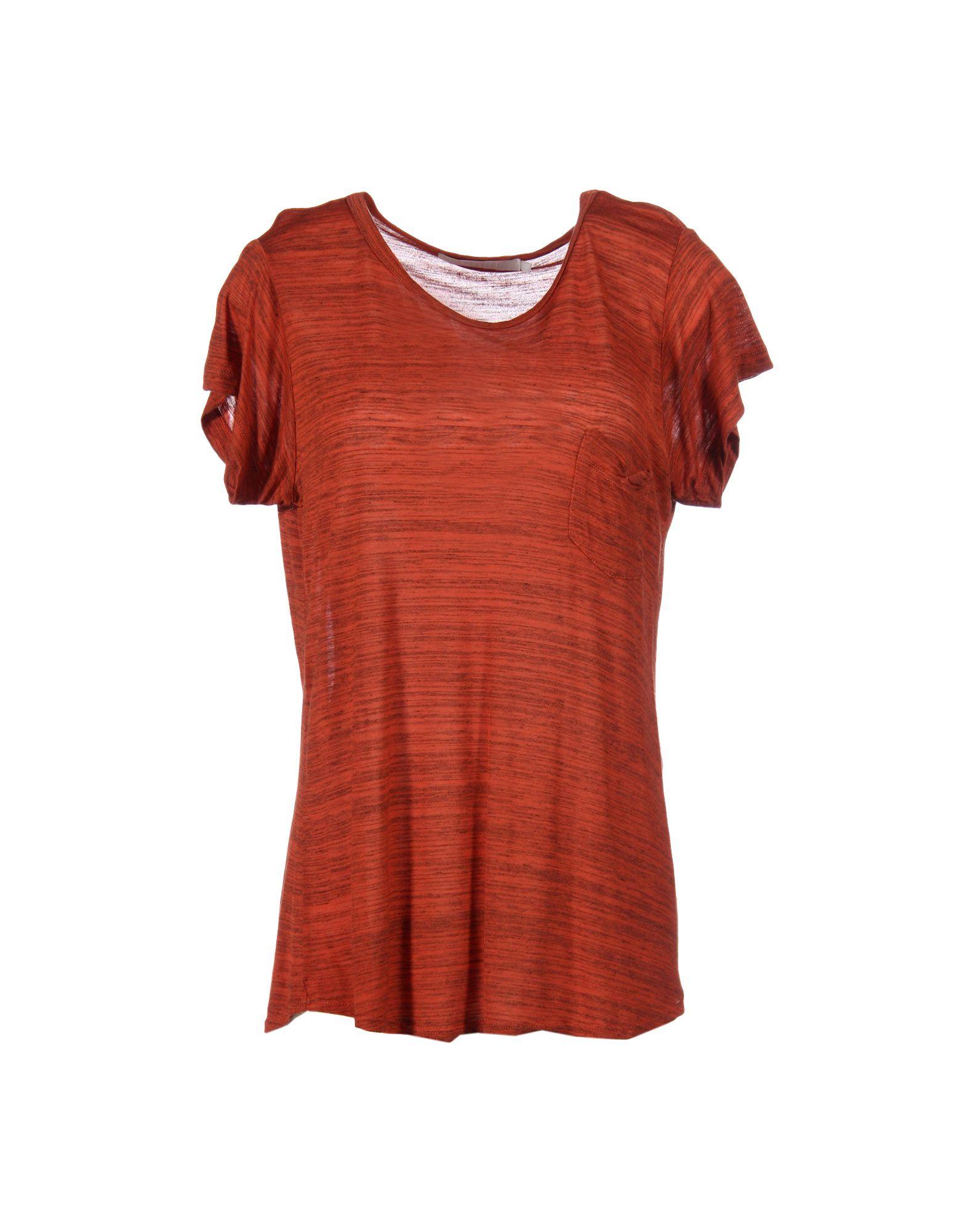 KAIN T-Shirt in Orange