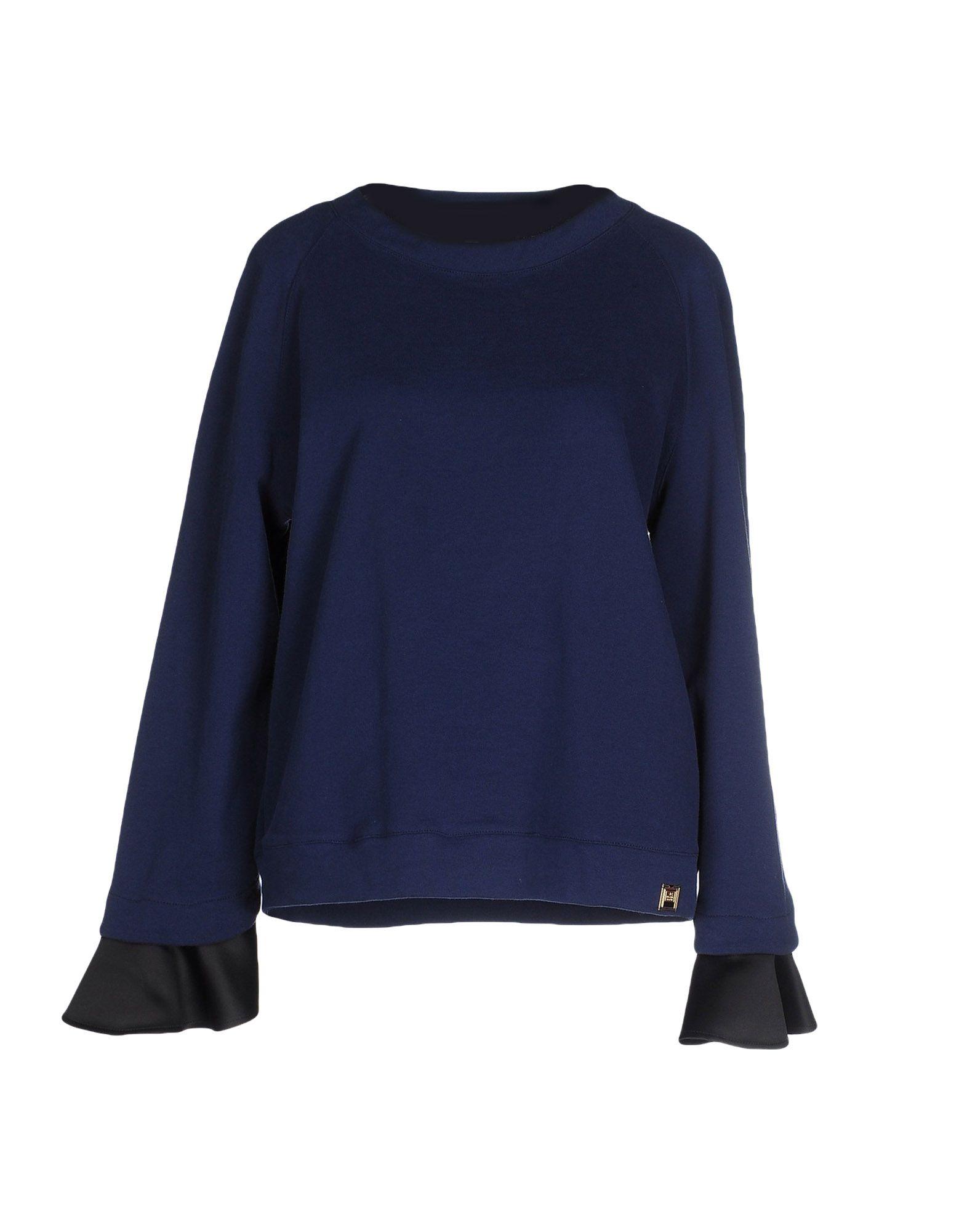 ELISABETTA FRANCHI JEANS Толстовка elisabetta franchi jeans свитер