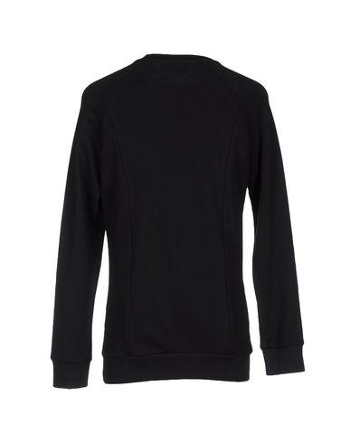 Фото 2 - Мужскую толстовку 10 MILANO черного цвета