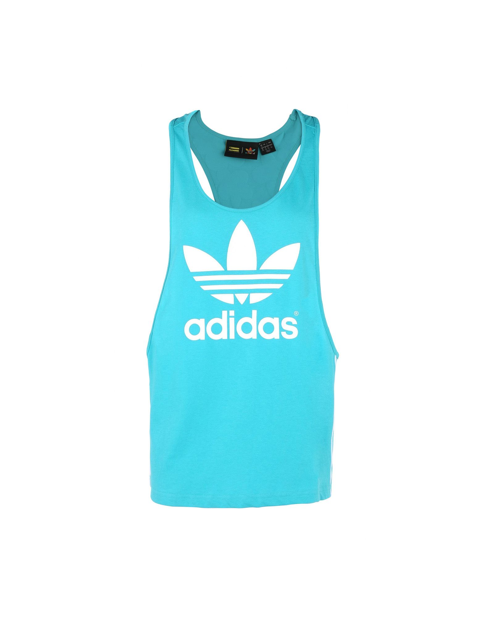 ADIDAS ORIGINALS by PHARRELL WILLIAMS Топ без рукавов демисезонные ботинки ma595j4u075 adidas originals pharrell williams