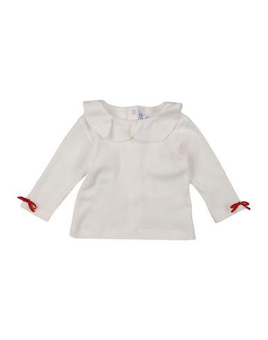 ALETTA Baby T-shirts Weiß Größe 1 100% Baumwolle