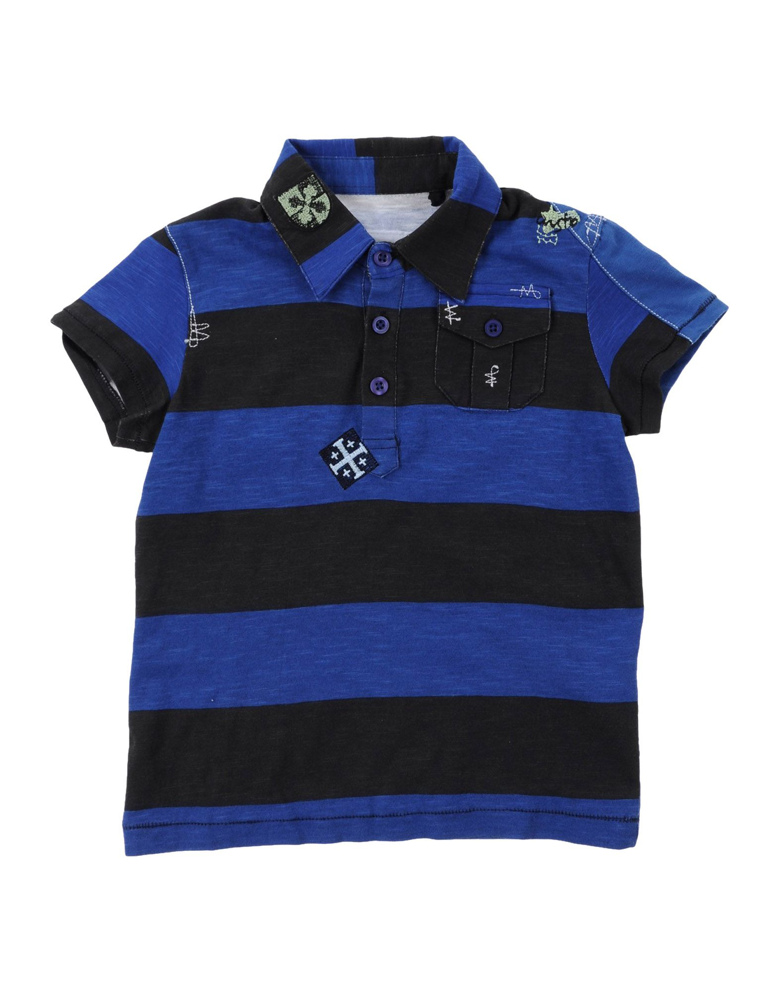 CUSTO GROWING Polo shirts