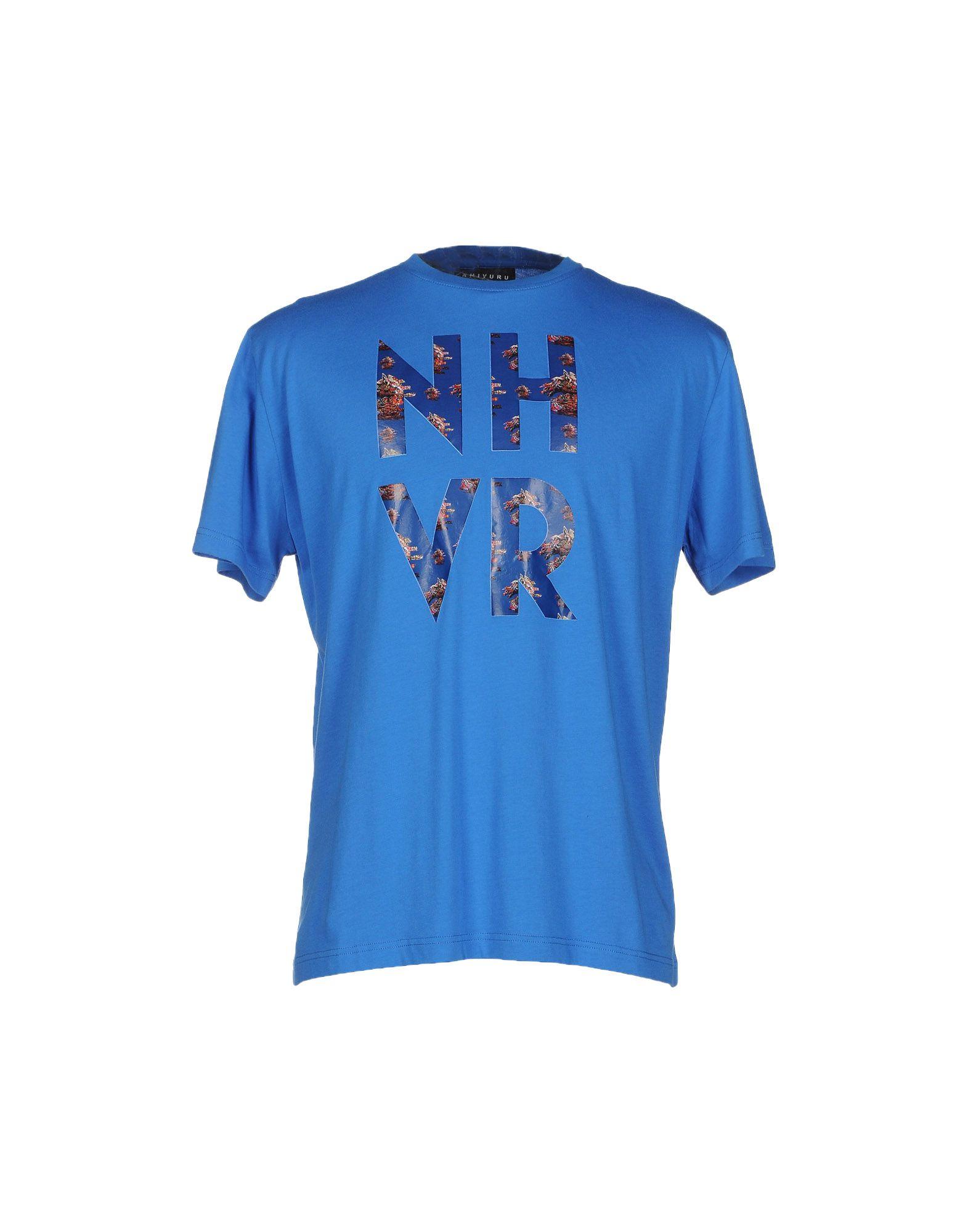 NHIVURU Футболка nhivuru футболка с короткими рукавами