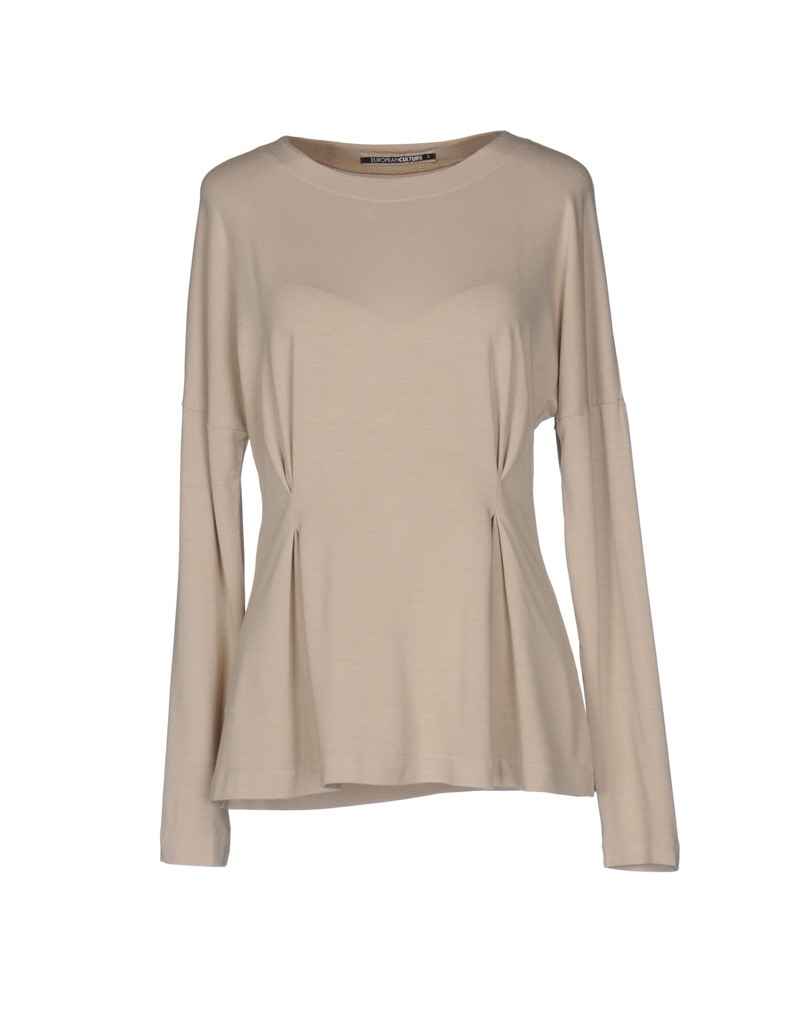 EUROPEAN CULTURE | EUROPEAN CULTURE T-Shirts 37899163 | Goxip