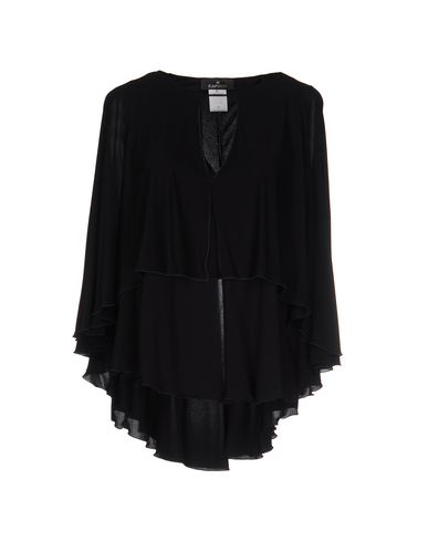 Фото - Женскую футболку CAPUCCI черного цвета