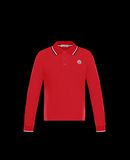 MONCLER POLO SHIRT -  - men