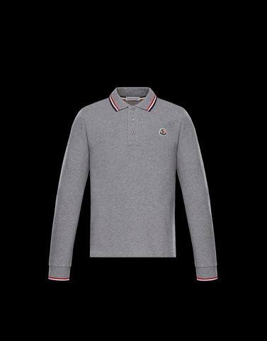 MONCLER POLO SHIRT - Polo shirts - men