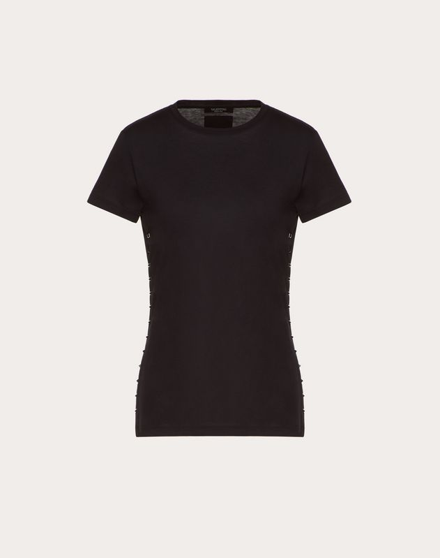 T-shirt Rockstud Untitled Noir