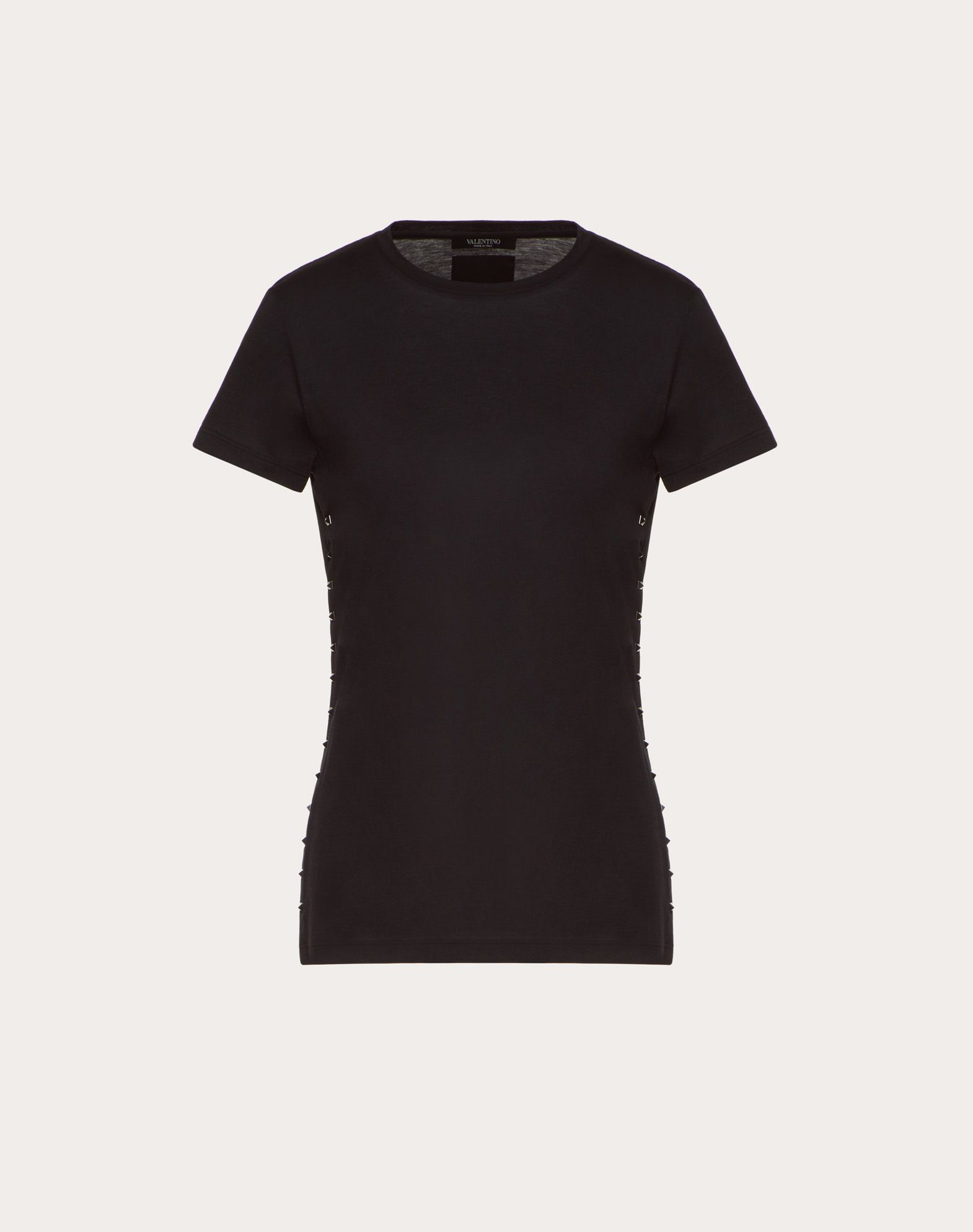 Rockstud Untitled Noir T-shirt