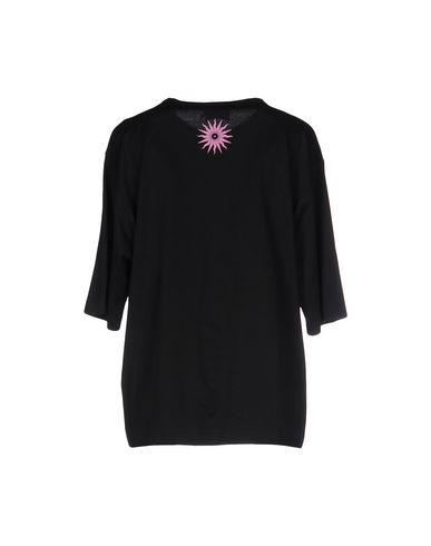 Фото 2 - Женскую футболку  фиолетового цвета