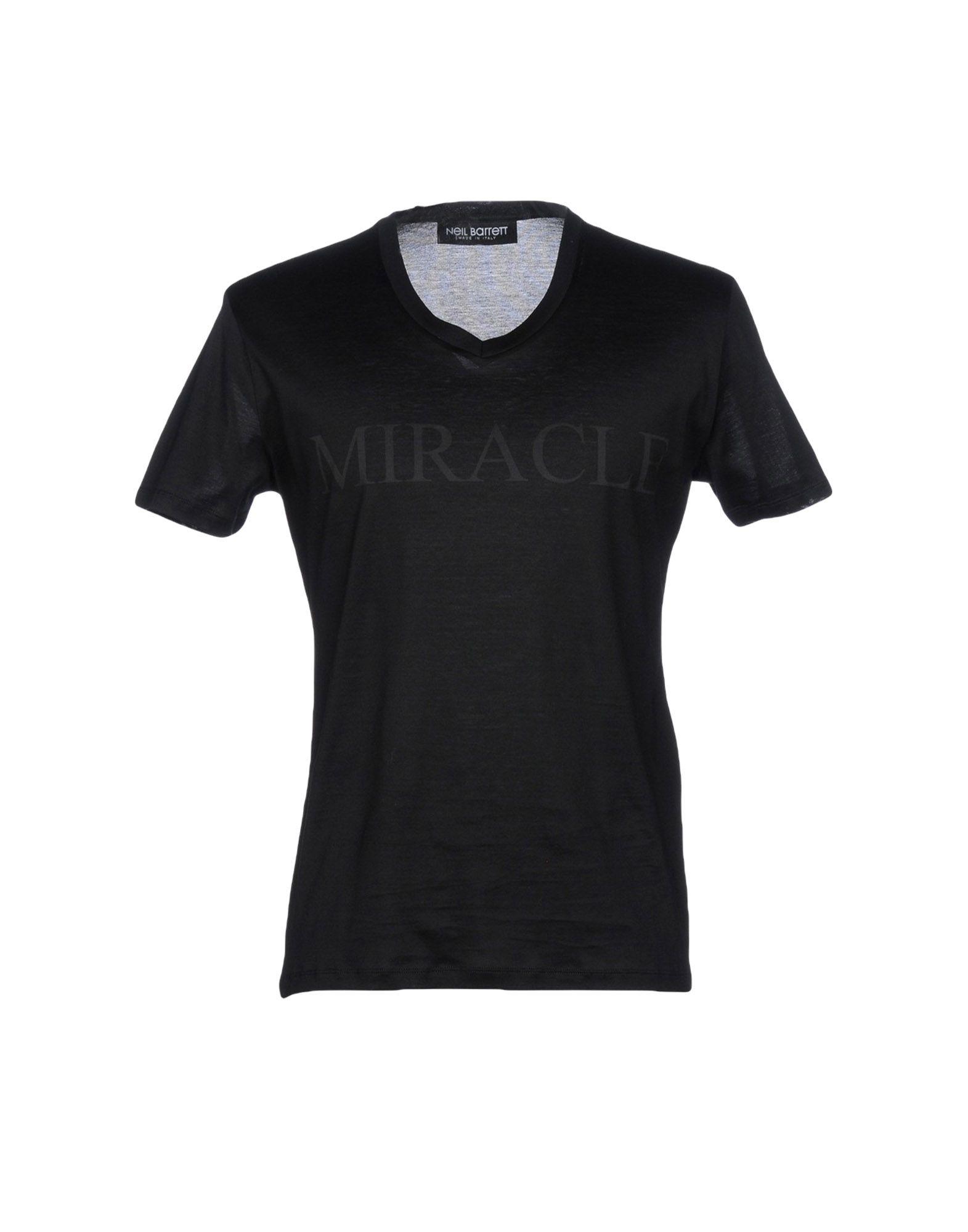 NEIL BARRETT Футболка футболка мужская neil barrett fa01 2015