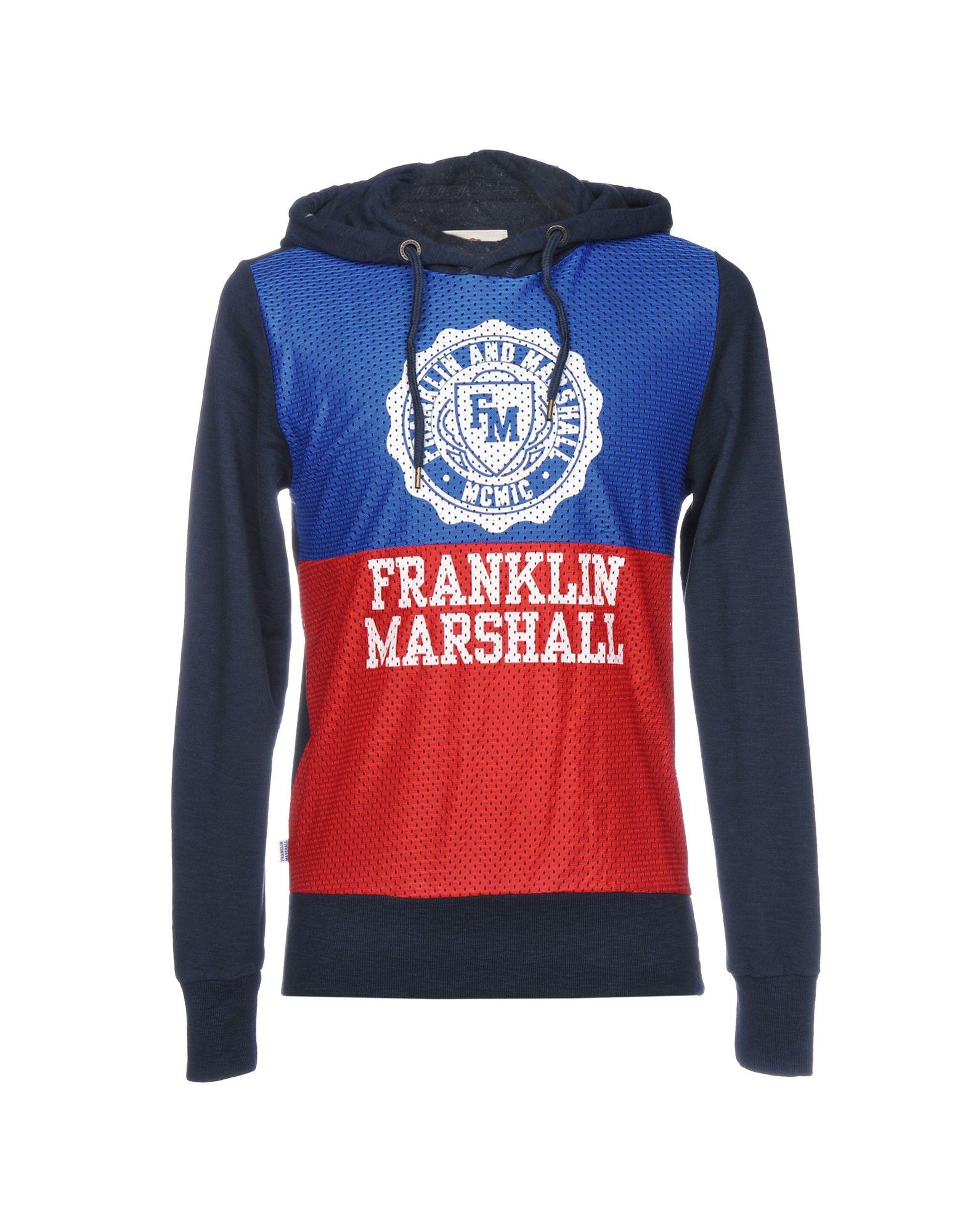 FRANKLIN & MARSHALL Толстовка насос franklin electric