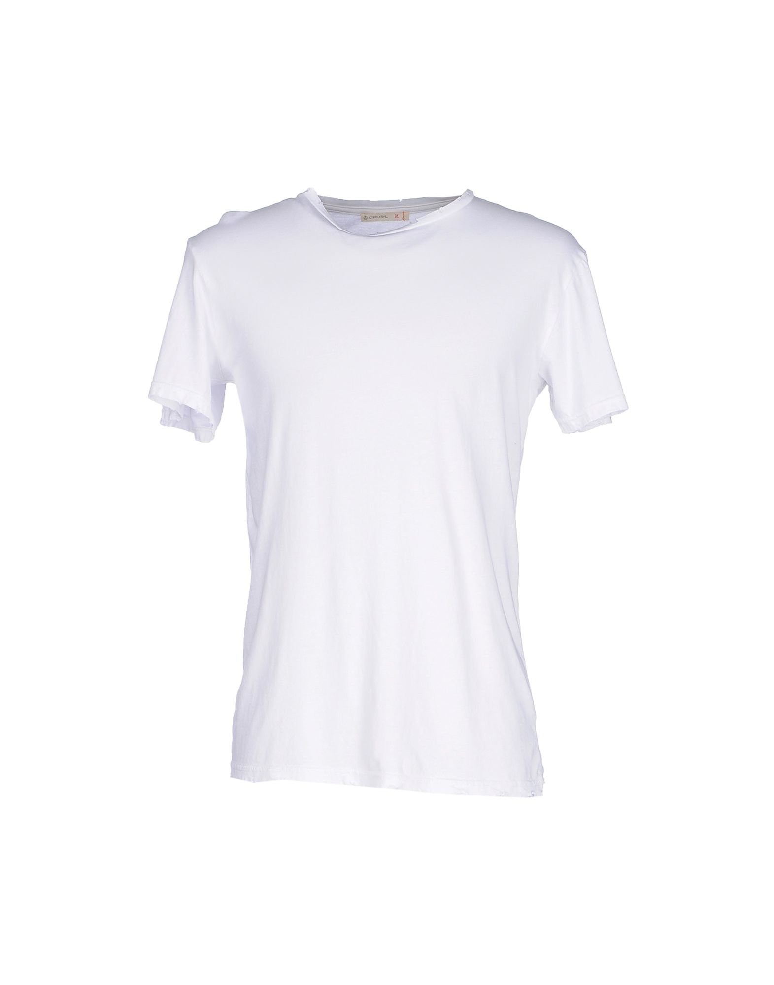 ALTERNATIVE APPAREL &Reg; T-Shirts in White